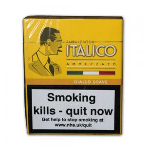 Italico Giallo Soave Cigars - Pack of 5
