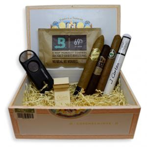 A Box of Goodies Cigar Selection Gift Box Sampler