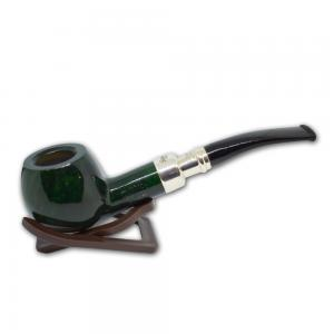Peterson Green Spigot Silver Mount 408 Fishtail Pipe (SS1028)