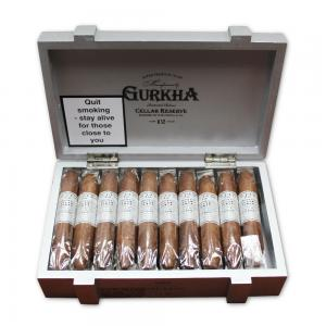 Gurkha Cellar Reserve 12 Year Old Solara Cigar - Box of 20