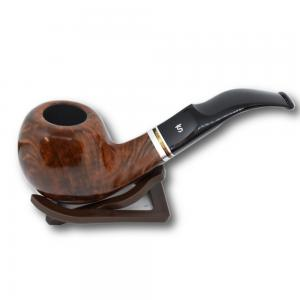 Stanwell Trio Brown Polished Model 15 - 9mm (HC056)