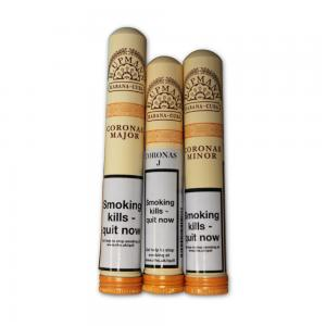H. Upmann Coronas Tubed Selection Sampler - 3 Cigars
