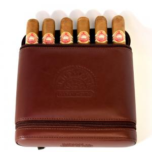 H. Upmann Robusto Travel Humidor - 6 Cigar Capacity