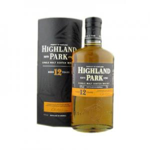 Highland Park 12 Year Old Whisky - 70cl 40%