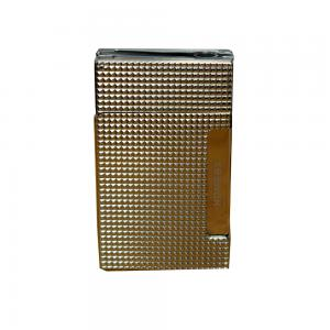Honest G4 Dotted Silver Jet Lighter