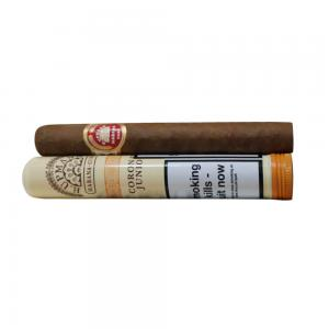 H. Upmann Coronas Junior Tubed Cigar - 1 Single