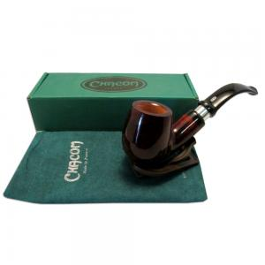 Chacom Robusto 9mm Large Ruby Smooth 191 Pipe