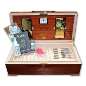 Oliva Serie V Melanio Gran Reserva – Humidor and Robusto Pack