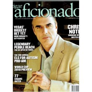 Cigar Aficionado - June 2010