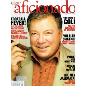 Cigar Aficionado - October 2006