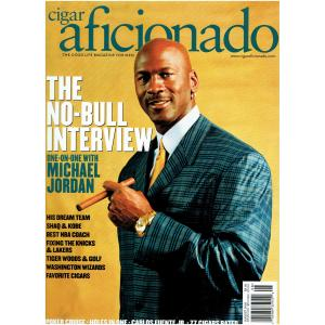 Cigar Aficionado - July/August 2005