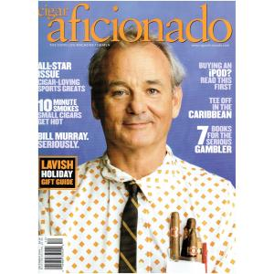 Cigar Aficionado - Nov/Dec 2004