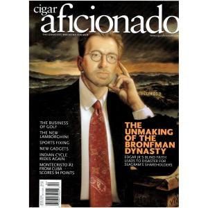 Cigar Aficionado - Mar/Apr 03