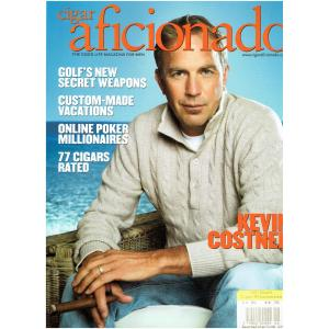 Cigar Aficionado - July/August 2008