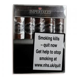 Leon Jimenes Imperiales Maduro Robusto Cigar - Pack of 5