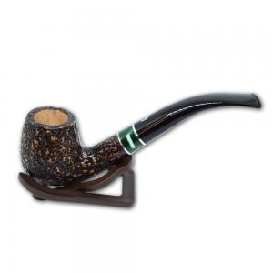 Savinelli Impero 602 Rustic Semi Bent 6mm Pipe (SAV28)