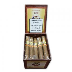 Independencia 1898 – Robusto Cigar - Box of 20