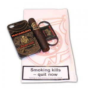 Macanudo Gordito Cigar and Cutter Set - iPhone 4S Black Case