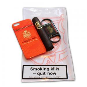 Macanudo Gordito Cigar and Cutter Set - iPhone 5S Orange Case