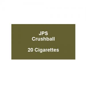 JPS Kingsize Crushball - 1 pack of 20 cigarettes (20)