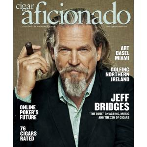 Cigar Aficionado Magazine - July/August 2013