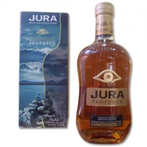 Isle of Jura Prophecy Single Malt Scotch Whisky - 70cl 46% (Discontinued)