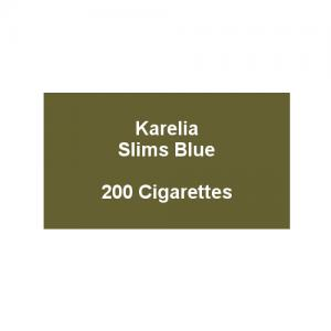 Karelia Slims Blue - 10 Packs of 20 cigarettes (200)