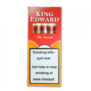 King Edward Tip Cigarillos - Pack of 5