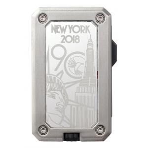 Colibri 90 Year Anniversary Rally Limited Edition Lighter - Gunmetal