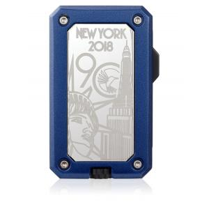 Colibri 90 Year Anniversary Rally Limited Edition Lighter - Blue