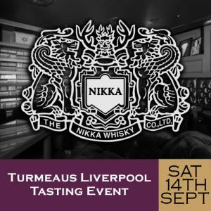 Turmeaus Liverpool Cigar and Whisky Tasting Event 14/09/19