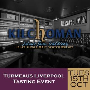 Turmeaus Liverpool Cigar and Whisky Tasting Event 15/10/19