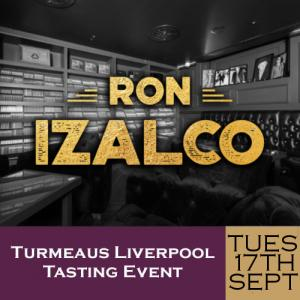 Turmeaus Liverpool Cigar and Whisky Tasting Event 17/09/19