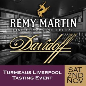 Turmeaus Liverpool Cigar and Whisky Tasting Event 02/11/19