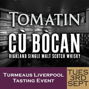 Turmeaus Liverpool Cigar and Whisky Tasting Event 03/09/19