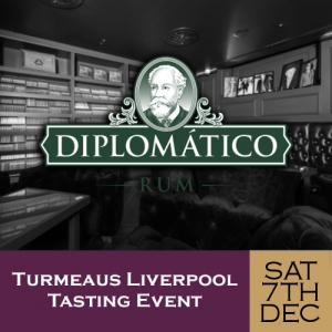 Turmeaus Liverpool Cigar and Whisky Tasting Event 07/12/19