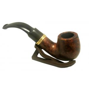 Peterson Liscannor Bent Fishtail Pipe 221 Smooth