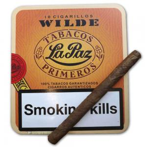 La Paz Cigarillos - Pack of 10 cigars