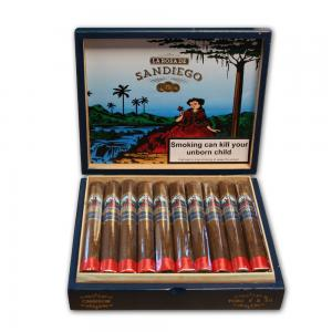 La Rosa de Sandiego Cameroon Toro Cigar - Box of 20