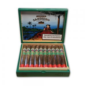 La Rosa de Sandiego Sumatra Toro Cigar - Box of 20