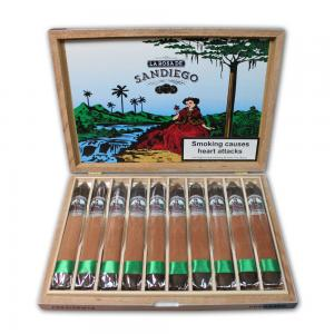 La Rosa de Sandiego Presidente Maduro Cigar - Box of 10