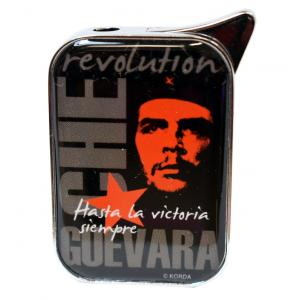 Che Soft Flame Black Lighter