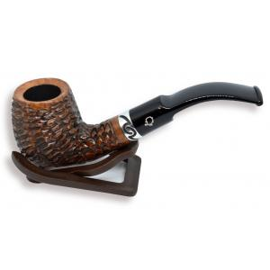 Lorenzetti Tevere Special Rustic Bent Pot Pipe (LZ05)