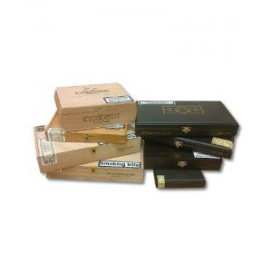 Empty Cigar Boxes – Wooden Type - Large Lucky Dip