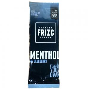 Frizc Flavour Card - Menthol + Blueberry