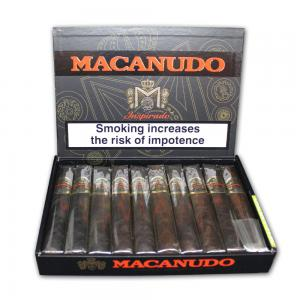 Macanudo Inspirado Black Robusto Cigar - Box of 10