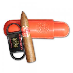 Macanudo Inspirado Petit Piramide and Accessories Sampler