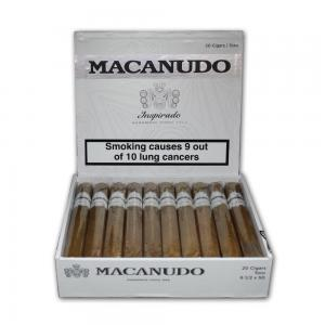Macanudo Inspirado White Toro Cigar - Box of 20