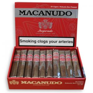Macanudo Inspirado Red Robusto Cigar - Box of 20