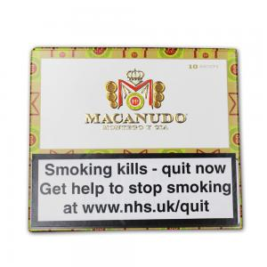 Macanudo Ascots Cigar - Pack of 10